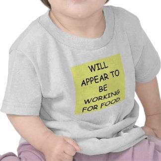 liberal food joke t-shirt