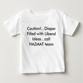 liberal Ideas Baby T-Shirt
