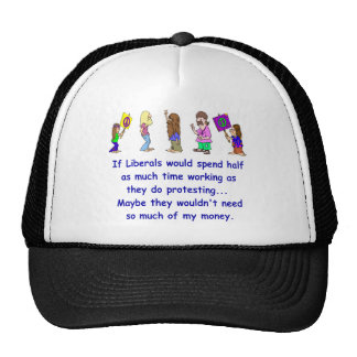 Liberal Protester Hat