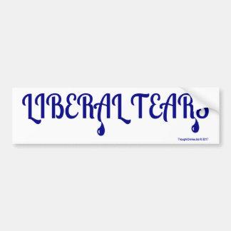 Liberal Tears Bumper Sticker