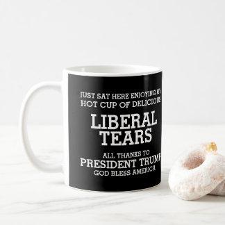 Liberal Tears President Trump Coffee Mug