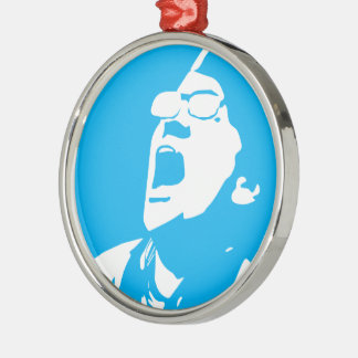 Liberal Tears Salt Mines Metal Ornament