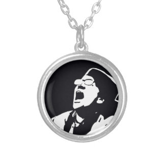 Liberal Tears Salt Mines Silver Plated Necklace