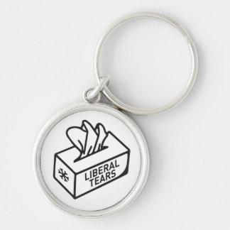 Liberal Tears Tissues box Funny CUSTOM COLOR Keychain