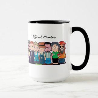 Liberals Creating Progress Official Mug