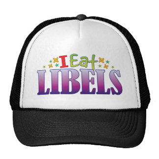 Liberals I Eat Trucker Hat