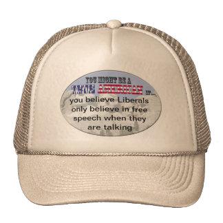 liberals trucker hat