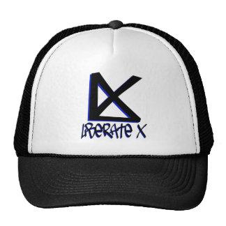 Liberate X Trucker Hats