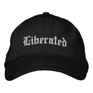 Liberated Embroidered Hat