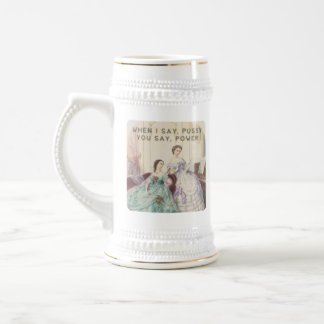 Liberated Woman's Songbook Beer Stein