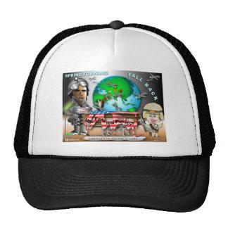 Liberation Savings Time Trucker Hats
