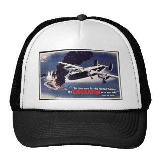 Liberator Hats