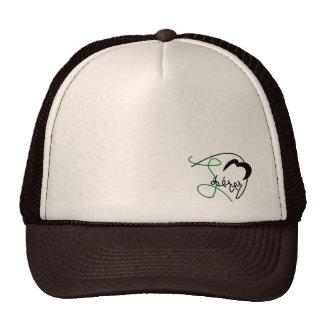 liberer designing hat