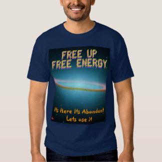 LIBÉREZ la chemise des hommes T-shirts