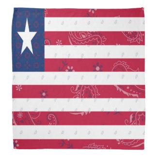 Liberia Bandana
