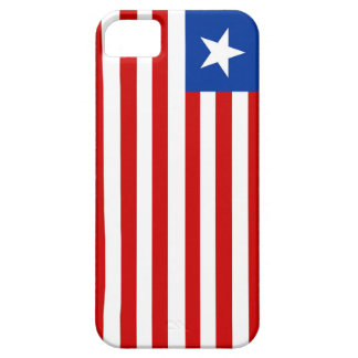 liberia country flag nation symbol iPhone 5 cases
