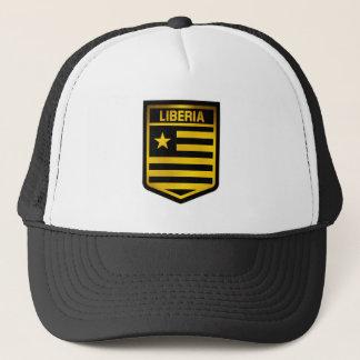 Liberia Emblem Trucker Hat
