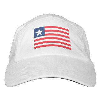 Liberia Flag Hat