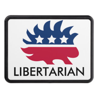 Libertarian Hitch Cover