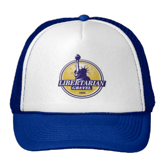 Libertarian Party GRAVEL Hat LP Denver