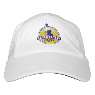 Libertarian Party Logo - Headsweats Hat