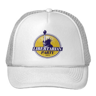Libertarian Party Logo Trucker Hat