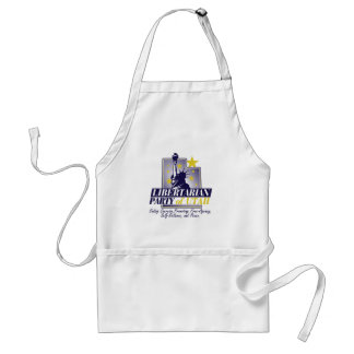 Libertarian Party of Utah Apron