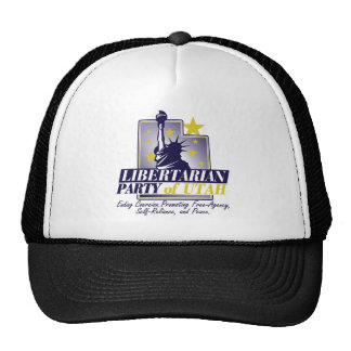 Libertarian Party of Utah Logo Trucker Hat