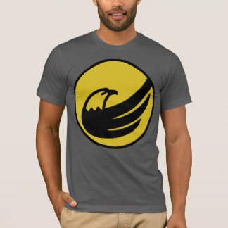 LIbertarian Party Torch Eagle Johnson President T-Shirt