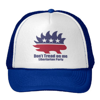 Libertarian Party Trucker Hat