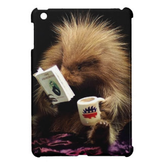 Libertarian Porcupine Mascot Civil Disobedience Cover For The iPad Mini