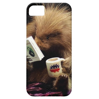 Libertarian Porcupine Mascot Civil Disobedience iPhone 5 Cover