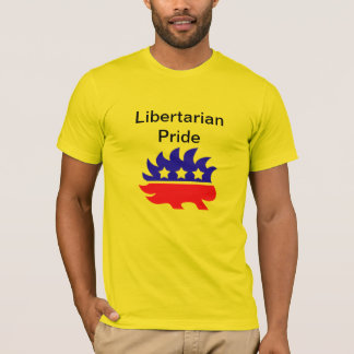 Libertarian Pride T-Shirt