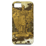 Libertas Lady Liberty Case-Mate Case Case For The iPhone 5