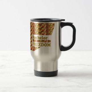 LIBERTÉ DE CÉLIBATAIRE : Cadeau idéal pour le FIAN Tasses