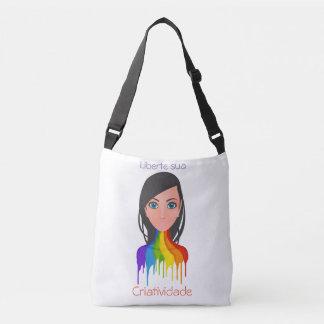 Liberte its creativity crossbody bag