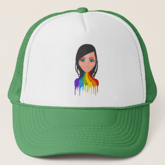 Liberte its creativity trucker hat