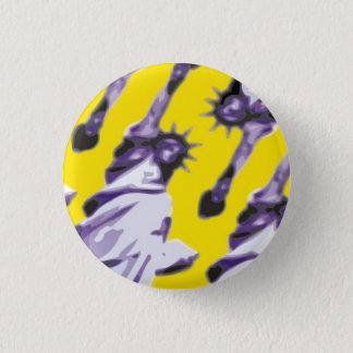 Liberty 1 Inch Round Button