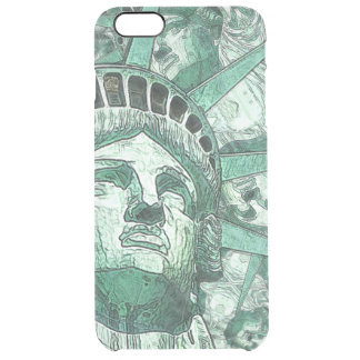 Liberty 20161102 clear iPhone 6 plus case
