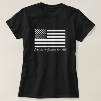 Liberty and Justice for All WF T-Shirt