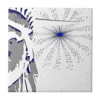 Liberty And Sky Rocket Tiles
