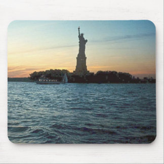 Liberty at Sunset Mousepad
