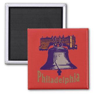 Liberty Bell in Philadelphia Magnet