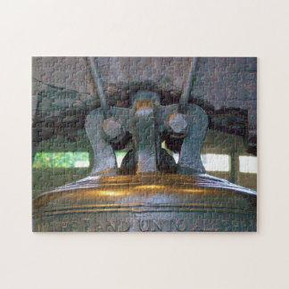 Liberty Bell Philadelphia. Jigsaw Puzzle