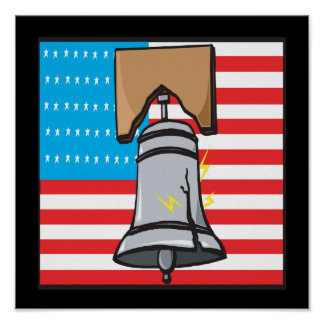 Liberty Bell Poster