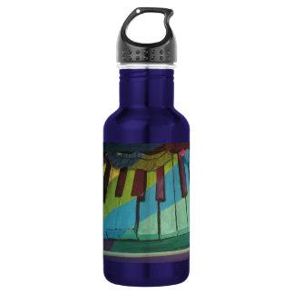 Liberty Bottle With Abandoned Piano