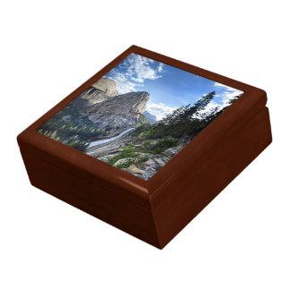 Liberty Cap and Nevada Fall - John Muir Trail Gift Box