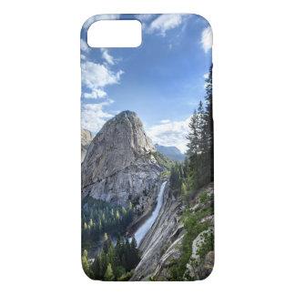 Liberty Cap and Nevada Fall - John Muir Trail iPhone 8/7 Case