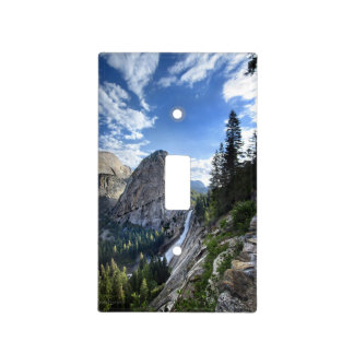 Liberty Cap and Nevada Fall - John Muir Trail Light Switch Cover
