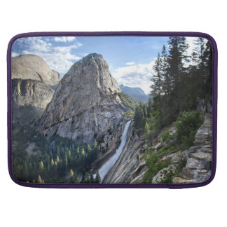 Liberty Cap and Nevada Fall - John Muir Trail Sleeve For MacBook Pro